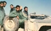 خاطره «حاج قاسم» از پاتک تیپ زرهی عراق در محور قلاویزان
