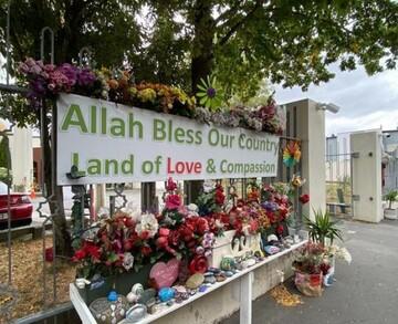 هشدار پلیس نیوزیلند در پی انتشار مجدد ویدئوی حمله به مساجد کرایستچرچ