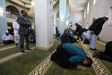 سه مسجد بزرگ سنتلوئیس آمریکا تعطیل شدند