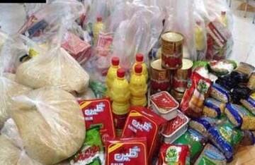 ۱۰۰۰ سبد کالا در بین خانواده های کردستانی توزیع شد