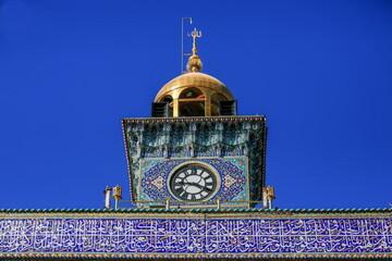 مناره ۱۳۰ساله حرم مطهر علوی؛ نظاره گر تاریخ معاصر نجف اشرف+ تصاویر