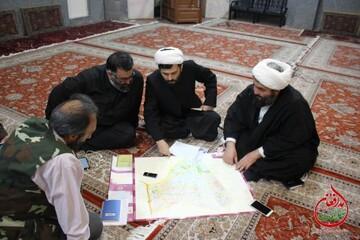 فیلم / گزارشی از فعالیت های گروه جهادی طلاب مدرسه علمیه آیت الله ایروانی(ره) تهران