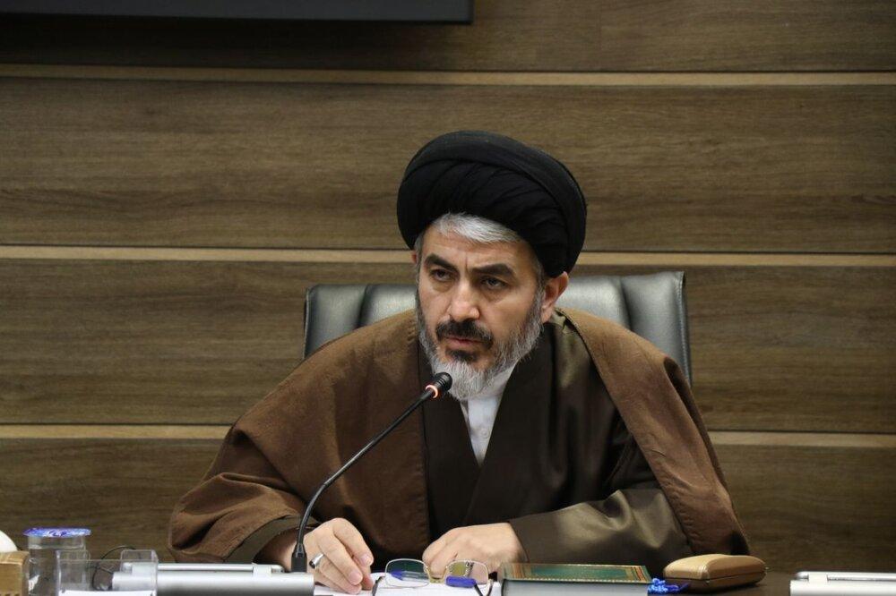 فیلم/ تشکر نماینده ولی فقیه در آذربایجان غربی از گروه های جهادی