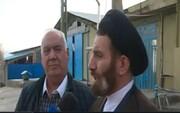 فیلم | بازدید امام جمعه خرم آباد از شرکت الکل نصر خرمآباد