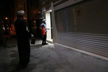 کلیپ | تلاش شبانه روزی طلاب تهرانی در مبازره با ویروس کرونا