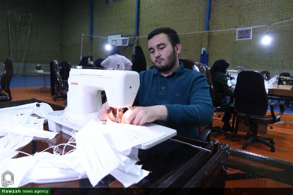 تصاویر/ مردم اصفهان پای کار مبارزه با کرونا