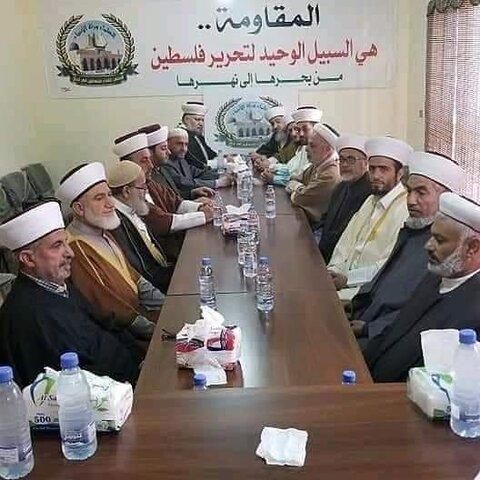 شورای علمای فلسطین
