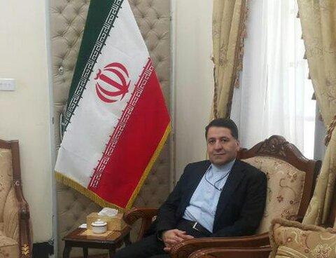 إيران لا تتدخل مطلقاً في شؤون العراق الداخلية