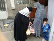 کلیپ | پویش همدلی و مهربانی بانوان طلبه علی آباد