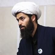 فیلم   بدون تعارف با طلبه جهادی حجت الاسلام محمد مداح