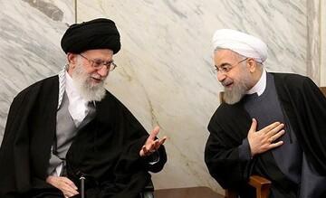 رئیس جمهور فرا رسیدن سال ۱۳۹۹ هجری شمسی را به رهبر معظم انقلاب اسلامی تبریک گفت