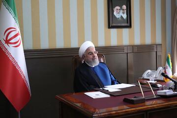تاکید رئیس جمهور بر ضرورت تسریع در روند امدادرسانی به سیل زدگان و کاهش رنج ها و مشکلات مردم