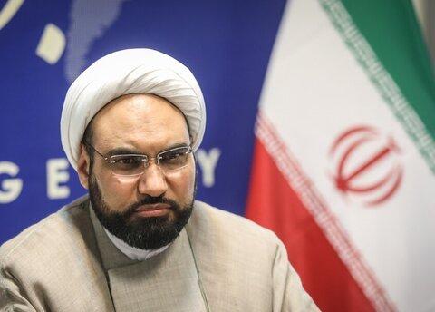 حجتالاسلام حجتالله ذاکر، معاون فرهنگی و اجتماعی مرکز رسیدگی به امور مساجد
