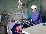 امام جمعه بویین زهرا از بیماران عیادت کرد+ عکس