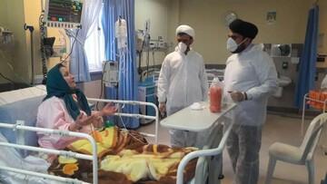 خدمت رسانی ۲۰۰ طلبه جهادی گیلانی به بیماران کرونایی/ طلاب با کفن و دفن اموات کرونایی خطر را به جان خریده اند