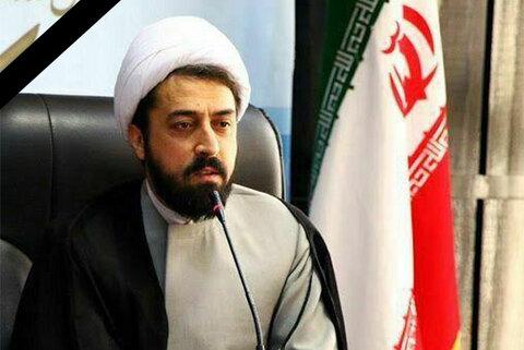 حجت الاسلام صالحی معاون فرهنگی نهاد نمایندگی مقام معظم رهبری در دانشگاه