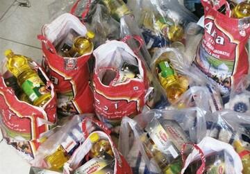 تهیه و توزیع ۸۰ بسته کمک مومنانه توسط طلاب خواهر مدرسه علمیه ام البنین(س) کمالشهر