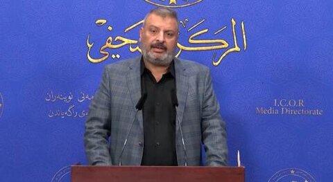 فاضل جابر نماینده ائتلاف فتح عراق