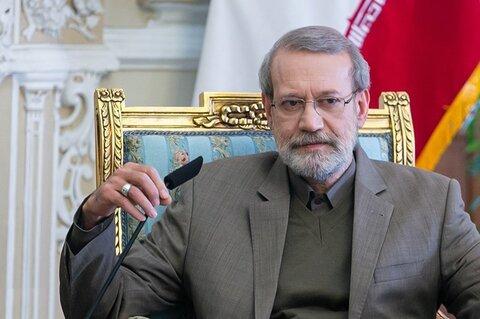علی لاریجانی، رئیس مجلس