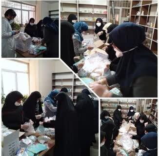 خواهران هم پای برادران در حال خدمترسانی به بیماران کرونایی هستند/ خدمترسانی برخی خانوادهها بهصورت گروهی در بیمارستانها