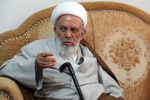 حجت الاسلام والمسلمین منتظری در نشر معارف اهل بیت(ع) کوشاه بود