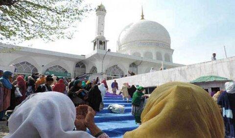 مراسم شب معراج در جامو و کشمیر برگزار نگردید