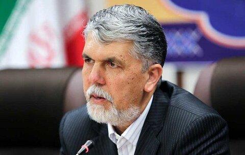 سید عباس صالحی - وزیر ارشاد