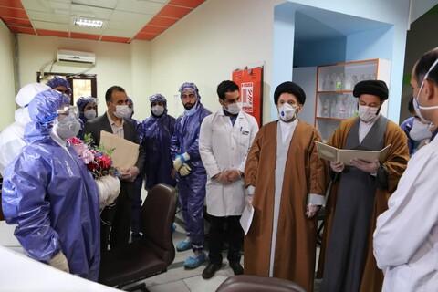 تصاویر/ فعالیتهای جهادی طلاب و روحانیون لرستان