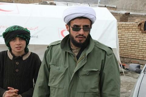 تصاویر/ فعالیت های جهادی طلاب خوی در نوروز 99