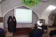 مشارکت طلاب جهادی قزوین در کفن و دفن اموات کرونایی
