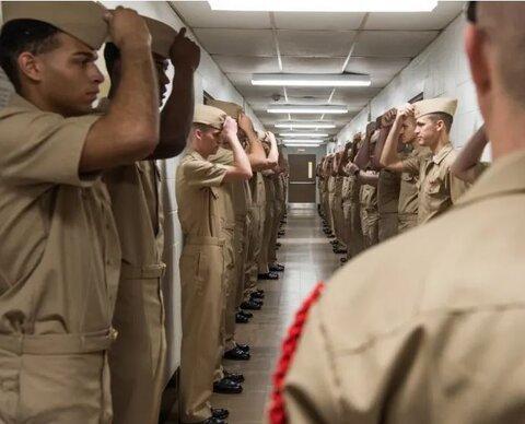 داشتن ریش و حجاب در نیروی دریایی آمریکا مجاز شد
