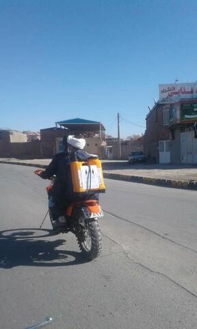 تصاویر شما/ خدمات جهادی طلاب و روحانیون کرمان