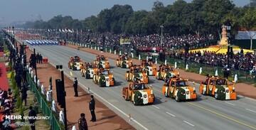 جشن هفتاد و یکمین سال جمهوری در هند در شبکه پرس تی وی