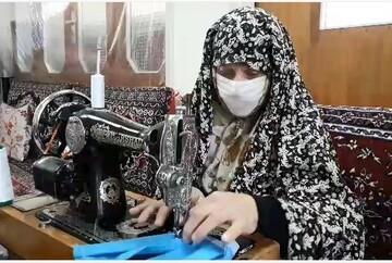 فیلم | مامانهای مدافع سلامت در جبههی خانهها ...