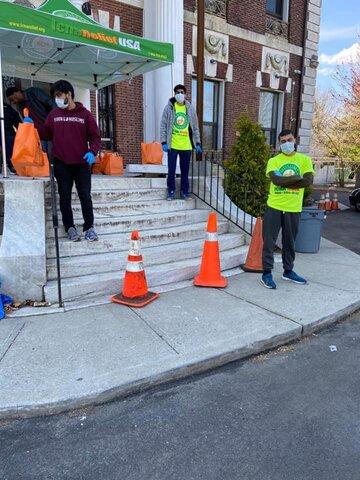 بحران کرونا: بسته های حمایتی مسلمانان شیکاگو به نیازمندان + تصاویر