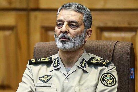 سیدعبدالرحیم موسوی، فرمانده کل ارتش