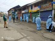 جموں و کشمیر میں کورونا وائرس سے پہلی موت