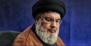 President Rouhani condoles Sayyed Nasrallah on death of his mother-in-law
