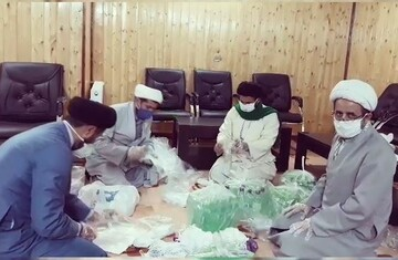 فیلم | خدمات گروه جهادی تبلیغی حامیان ولایت استان مازندران