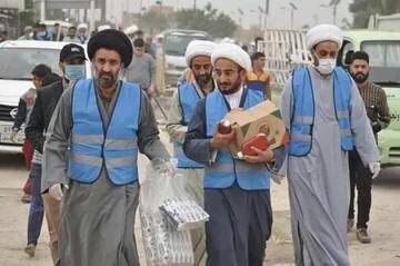 مردم عراق به درخواست آیت الله العظمی سیستانی لبیک گفتند