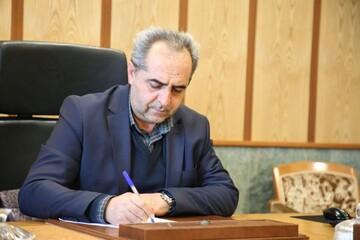 پیام استاندار قم به مناسبت شهادت سومین مدافع سلامت استان