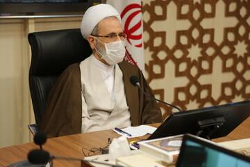 فیلم | نشست ستاد حوزوی بحران و حوادث غیرمترقبه با آیت الله اعرافی