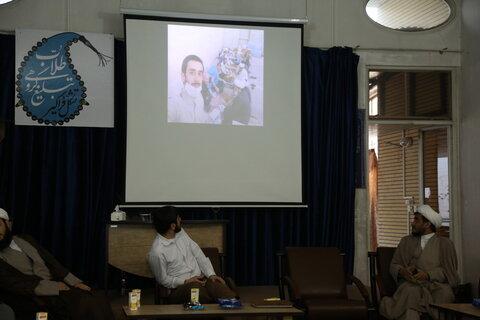 تصاویر/ بازدید آیتالله جواد مروی از کمیته اعزام به بیمارستان ستاد حوزوی بحران و حوادث غیر مترقبه