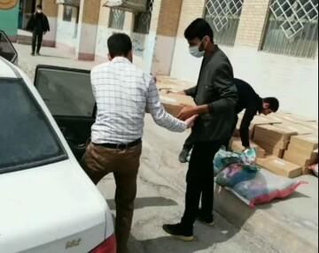 کلیپ   خدمات گروه جهادی ابوتراب سیستان