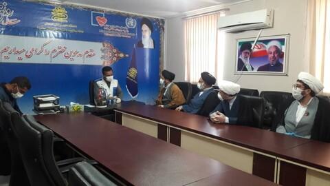 تصاویر/ بازدید مسئولان مرکز مدیریت حوزه لرستان از مراکز بهداشتی