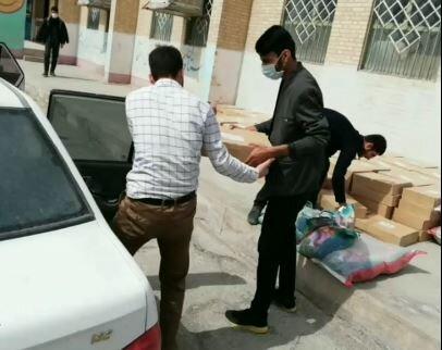 کلیپ | خدمات گروه جهادی ابوتراب سیستان