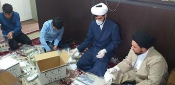 فیلم   خدمات جهادی طلاب مدرسه علمیه المهدی(عج) مشگین شهر اردبیل