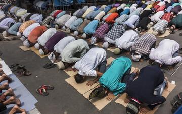 برای نخستین بار نماز جمعه در مساجد بوپال هند برگزار نشد