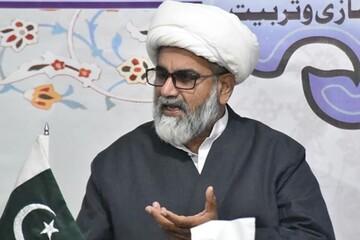 پنجاب پولیس کا شیعہ مسلمانوں کی مذہبی آزادی پر حملہ آئین پاکستان کی کھلی خلاف ورزی ہے، علامہ ناصر عباس