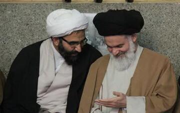 تشکر آیت الله حسینی بوشهری از طلاب جهادی تهران